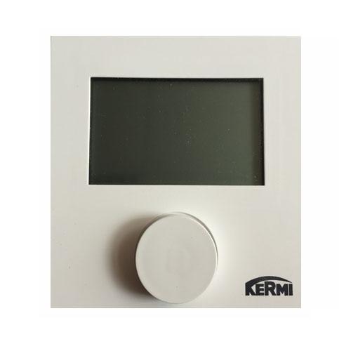 Регулятор температуры в помещении KERMI xnet LCD 230V SFEER001230 - 3
